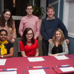 The Global Shapers team